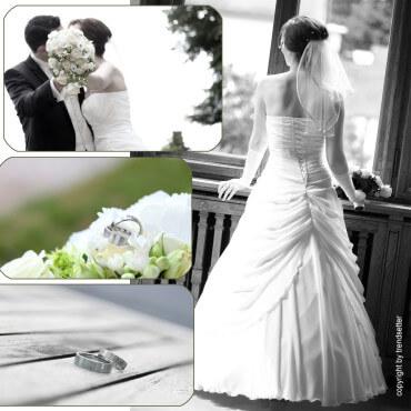 Hochzeitsfotografie vom trendsetter Studio