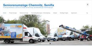 Firmenfotoshooting in der Chity von Chemnitz