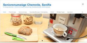 Firmenfoto für Header von Senifix Umzugsfirma aus Chemnitz