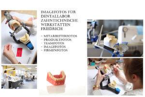 Imagefotos für ein Dentallabor aus Chemnitz