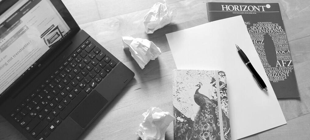 Blogtexte schreiben