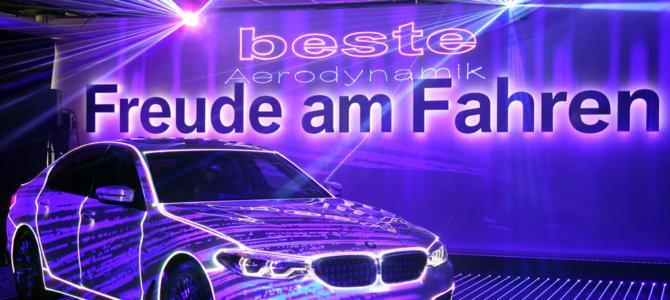 Vorstellung des neuen 5-er BMW