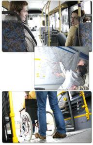 Imagefotokampagne für die Chemnitzer Verkehrsbetriebe von trendsetter.media Chemnitz