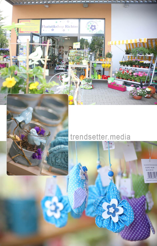 Filialfotos und Impressionen von trendsetter.media für das Chemnitzer Unternehmen Gartenfachmarkt Richter