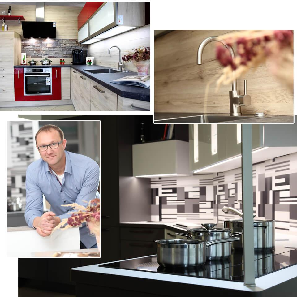 Imagefotos vom Küchenstudio