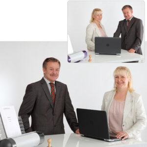 Imagefotoshooting für das Wirtschaftsrüfungsbüro Slomiany aus Chemnitz von trendsetter.media Werbeagentur