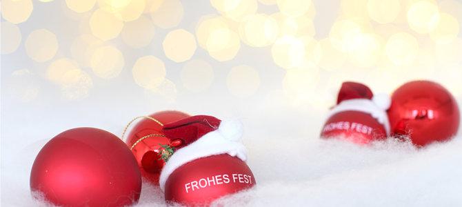 Weihnachtsfoto individuell erstellt