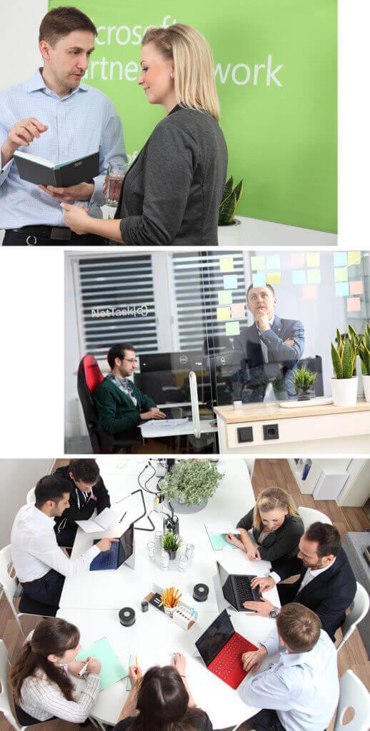 Firmenportraits - Image und Wirkung einer Firma und Ihrer Mitarbeiter
